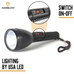 Andslite Acupressure Switch LED Torch